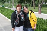 Olga and Hanni