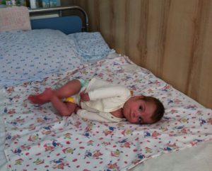 Artem at hospital
