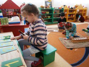 Montessori class