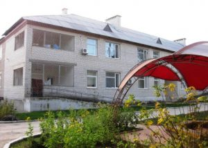 l'école-internat de Zurupinsk