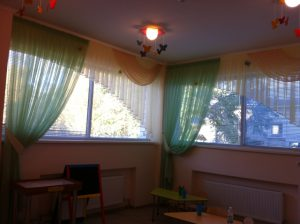 art therapy curtains